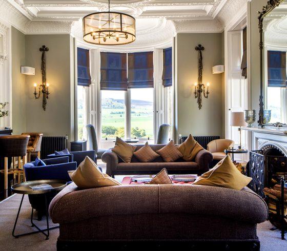 Pic Alan Richardson Pix-AR.co.uk Kinnettles Castle